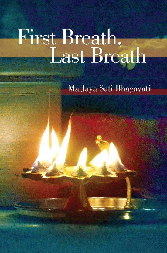 Omslag van First Breath, Last Breath