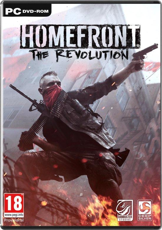 Homefront – The Revolution