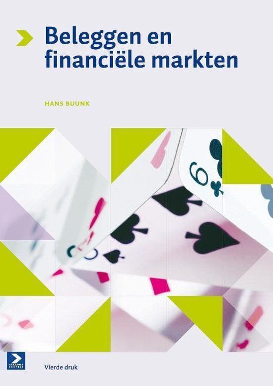 Beleggen en financiele markten / druk 2 - Hans Buunk |