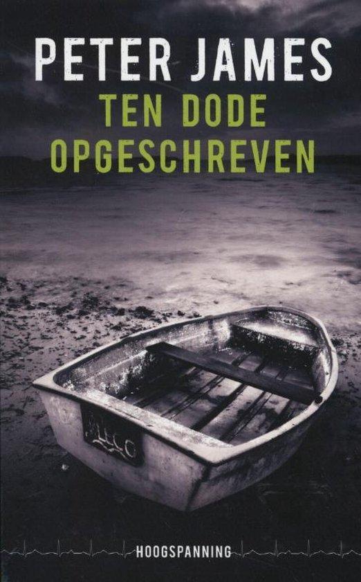 Hoogspanning - Ten dode opgeschreven - Peter James pdf epub