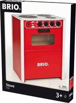 BRIO fornuis rood - 31355