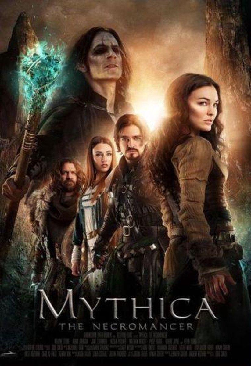 Mythica III – The Necromancer (Blu-ray) - Mythica Iii - The Necromancer (Blu-