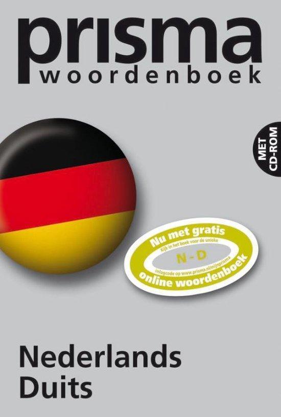 Boek cover Nederlands Duits van G.A.M.M. van der Linden (Onbekend)