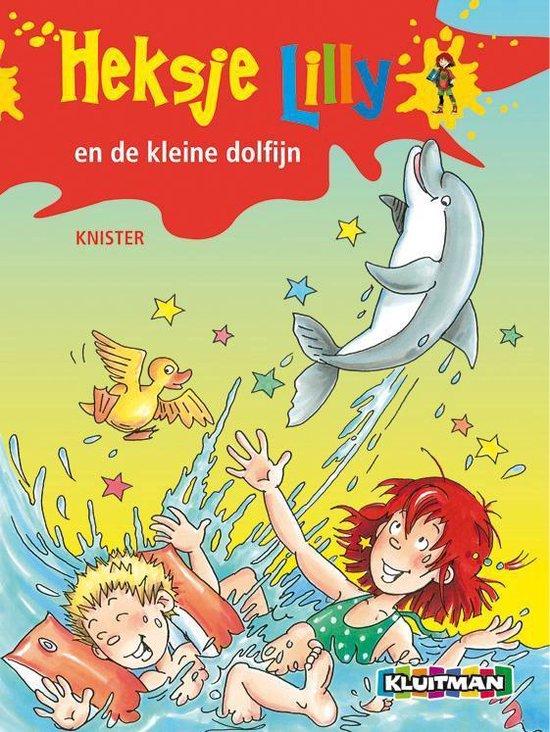 Heksje Lilly - Heksje Lilly en de kleine dolfijn - Knister  