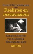 Boekomslag van 'Realisten en reactionairen'