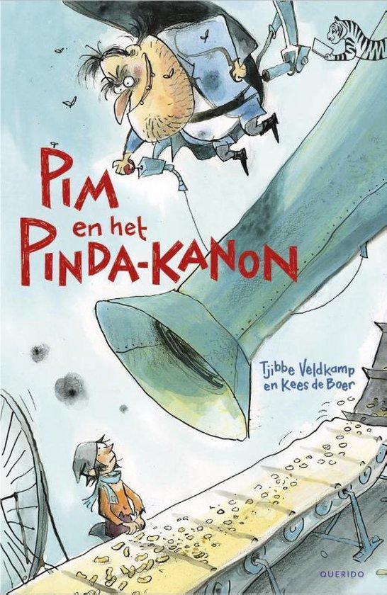 Tijgerlezen - Pim en het pinda-kanon - Tjibbe Veldkamp |