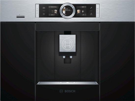 Bosch CTL636ES6 Serie 8 - Inbouw espresso volautomaat - WiFi