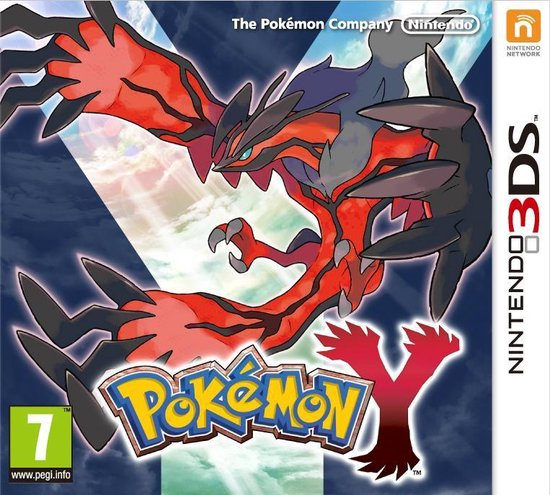 Pokemon Y - 2DS + 3DS