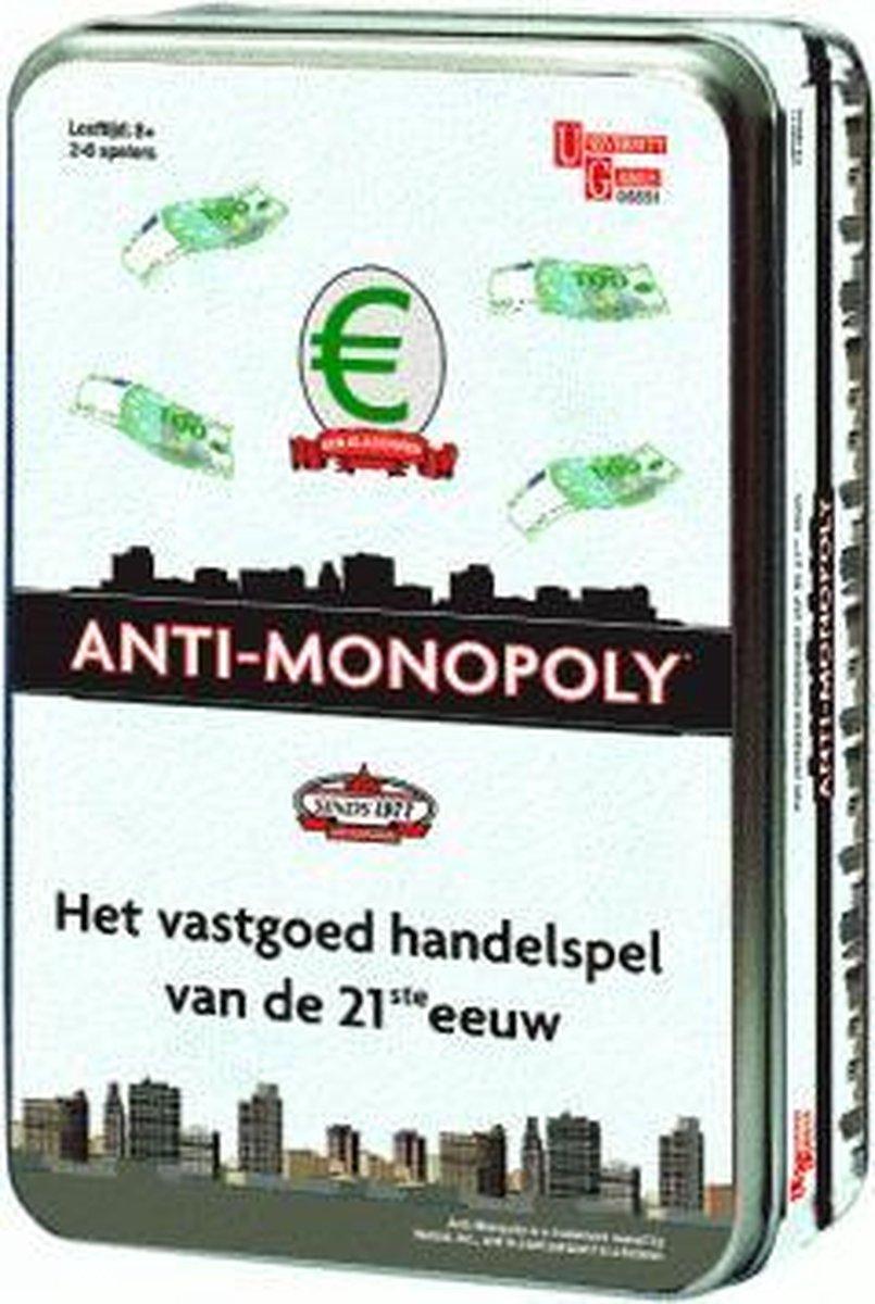 Anti Monopoly Reisversie