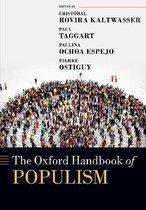 Boek cover The Oxford Handbook of Populism van