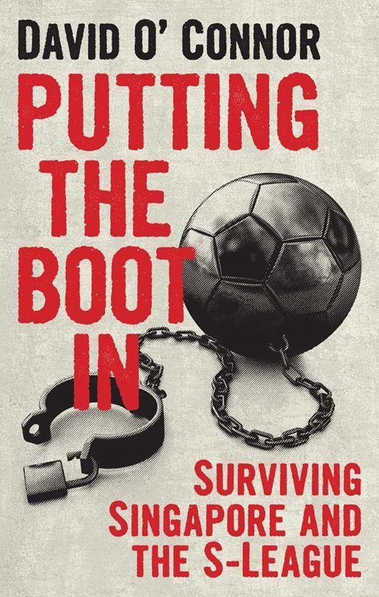 Boek cover Putting the Boot In van David OConnor (Onbekend)