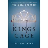 Red Queen 3. King's Cage
