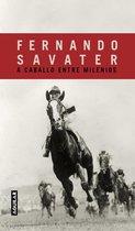 Boek cover A caballo entre milenios van Fernando Savater