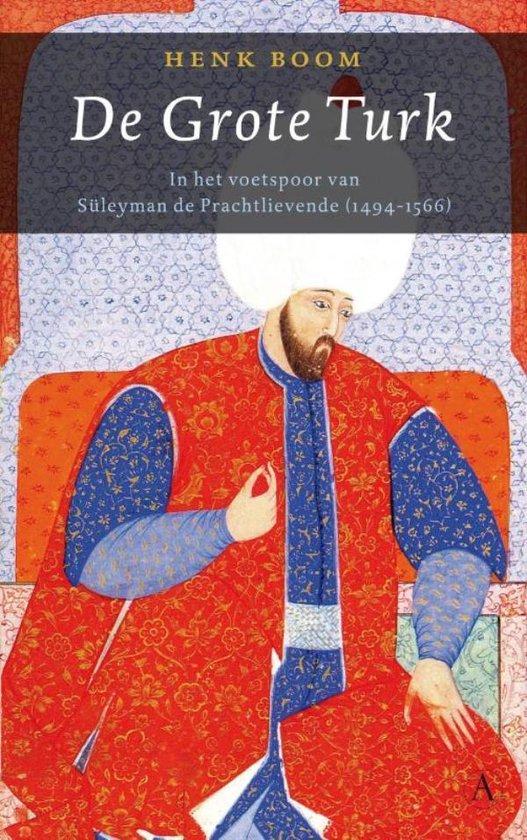 De Grote Turk - Henk Boom | Fthsonline.com
