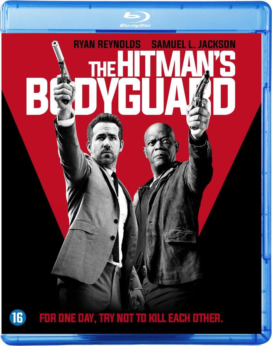 The Hitman's Bodyguard (Blu-ray) - Ryan Reynolds