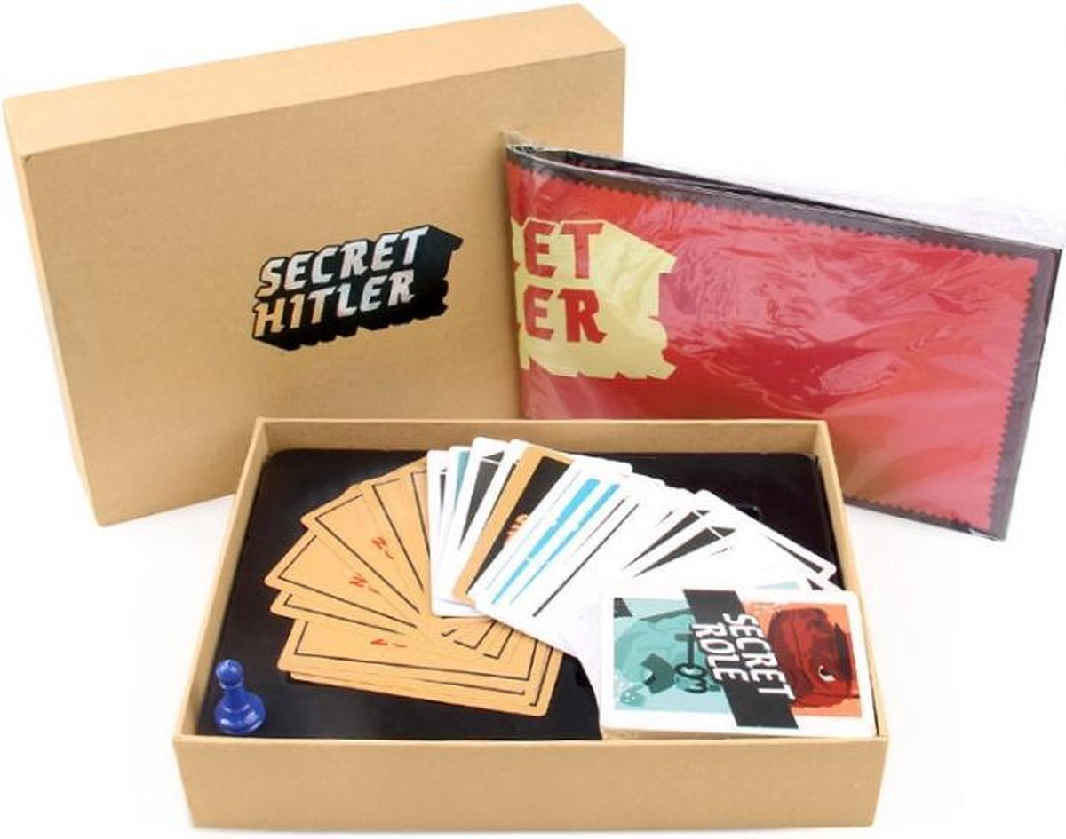 Bol Com Secret Hitler Games