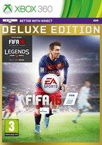 FIFA 16 - Deluxe Edition - Xbox 360
