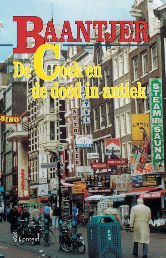 Baantjer 51 - De Cock en de dood in antiek - A.C. Baantjer pdf epub