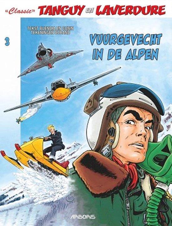 Tanguy en laverdure classic 03. vuurgevecht in de alpen - Matthieu Durand |