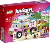 LEGO Juniors Emma's ijswagen - 10727