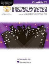 Stephen Sondheim Broadway Solos - Clarinet