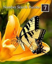 Number Search Puzzles 7