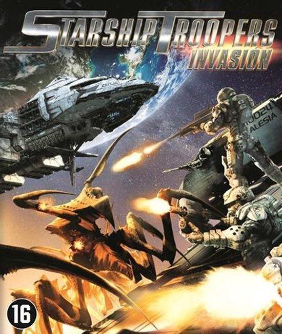 Cover van de film 'Starship Troopers: Invasion'