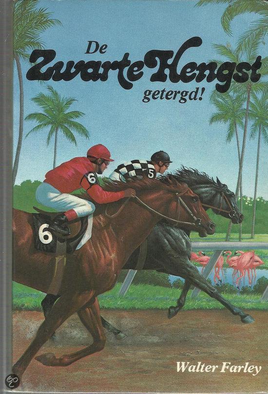 De zwarte hengst getergd - Walter Farley |