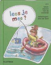 Boek cover Lees Je Mee? (Avi 2) van M. Coolwijk (Hardcover)