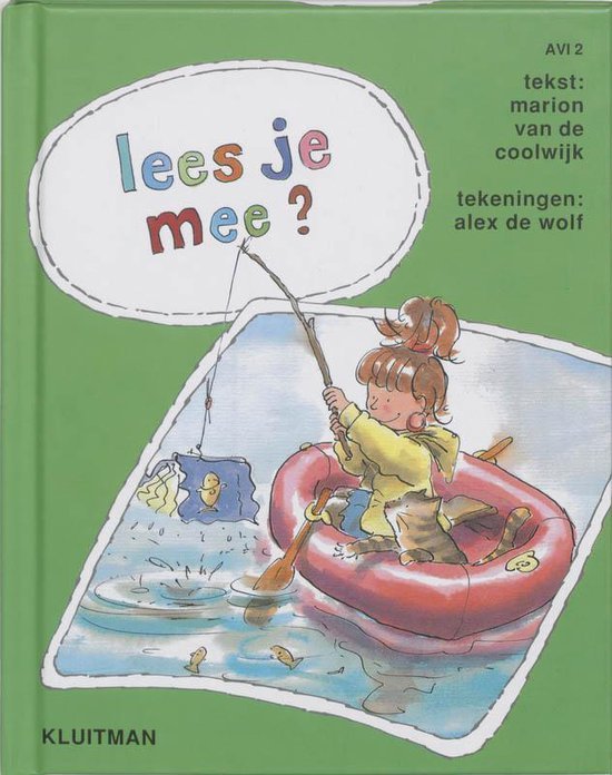 Lees Je Mee? - M. Coolwijk |