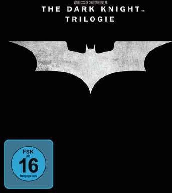 The Dark Knight Trilogy (Import)