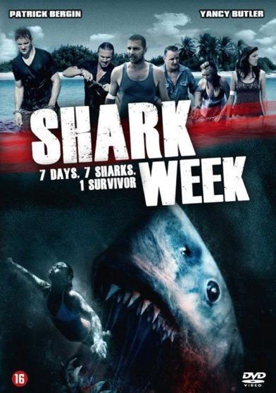 Cover van de film 'Shark Week'