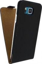 Mobilize Ultra Slim Flip Case Samsung Galaxy Alpha Black