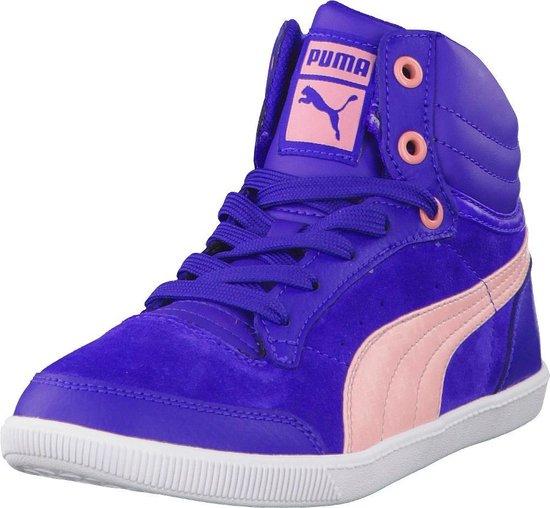 bol.com | Puma Basketbalschoenen - Spectrum Blue-Puma Peach ...