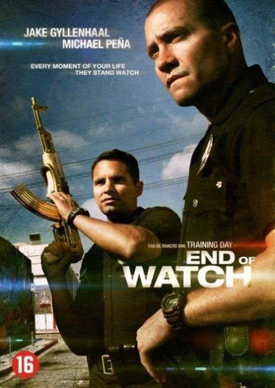 Cover van de film 'End Of Watch'