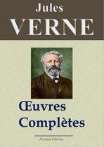Jules Verne : Oeuvres complètes entièrement illustrées