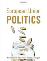 Boek cover European Union Politics van Cini Et Al