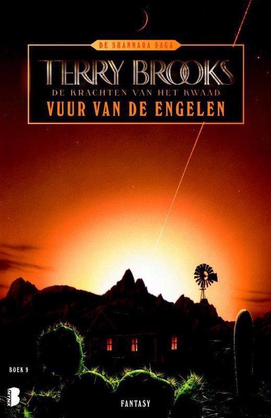 De Shannara saga 9 - Vuur van de engelen - Terry Brooks |
