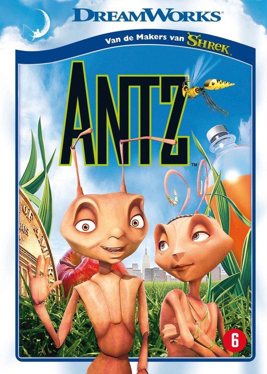 Cover van de film 'Antz'
