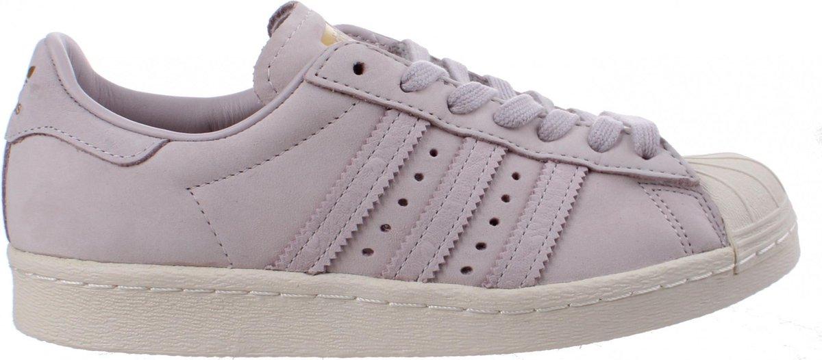 bol.com | Adidas Sneakers Adidas Superstar 80's Dames Paars ...