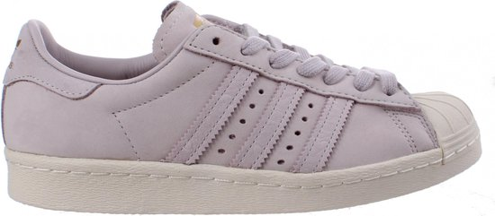 bol.com | Adidas Sneakers Adidas Superstar 80's Dames Paars ...