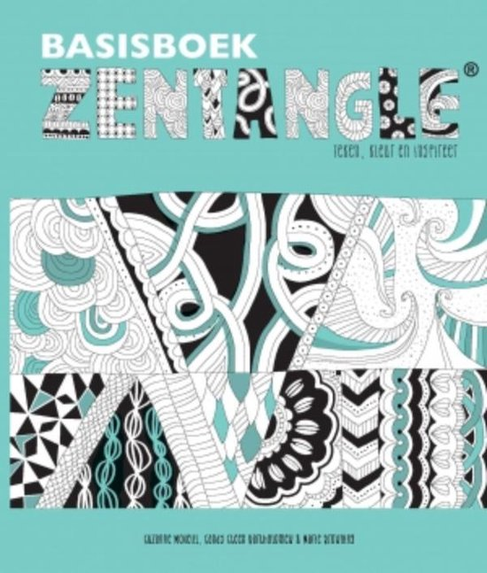 Basisboek zentangle - Suzanne Mcneill |