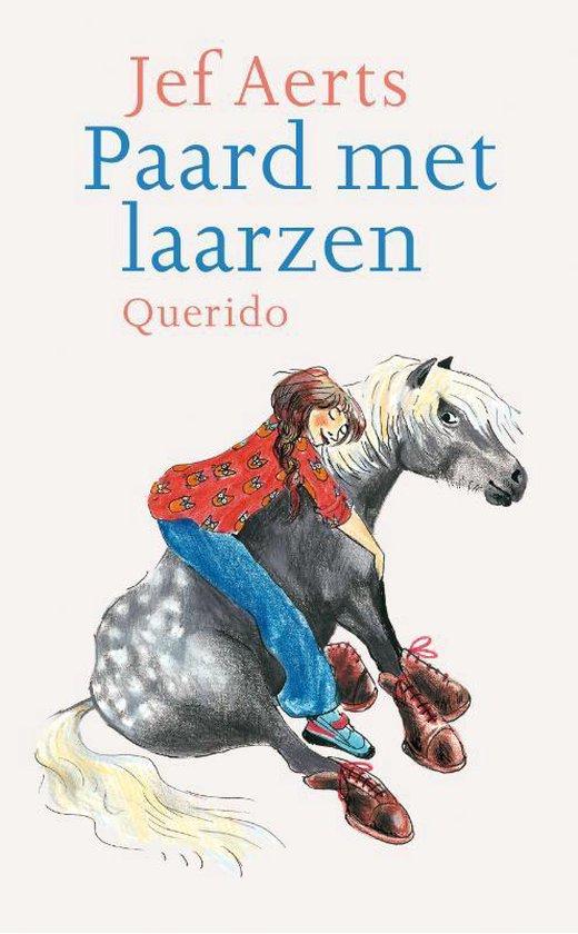 Paard met laarzen - Jef Aerts |