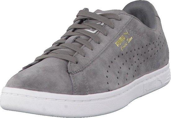 bol.com | Puma Court Star Suede grijs sneakers heren