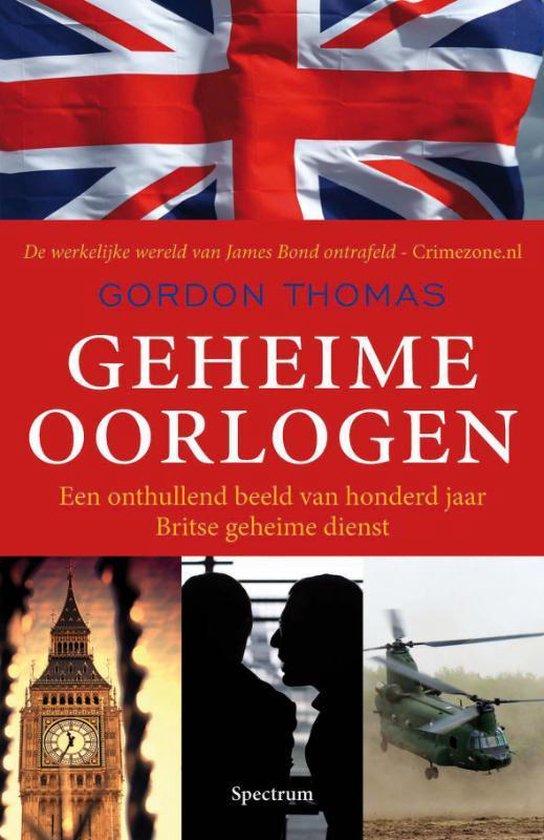 Geheime oorlogen - Gordon Thomas |