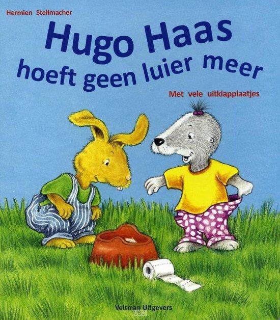 Hugo Haas Hoeft Geen Luier Meer