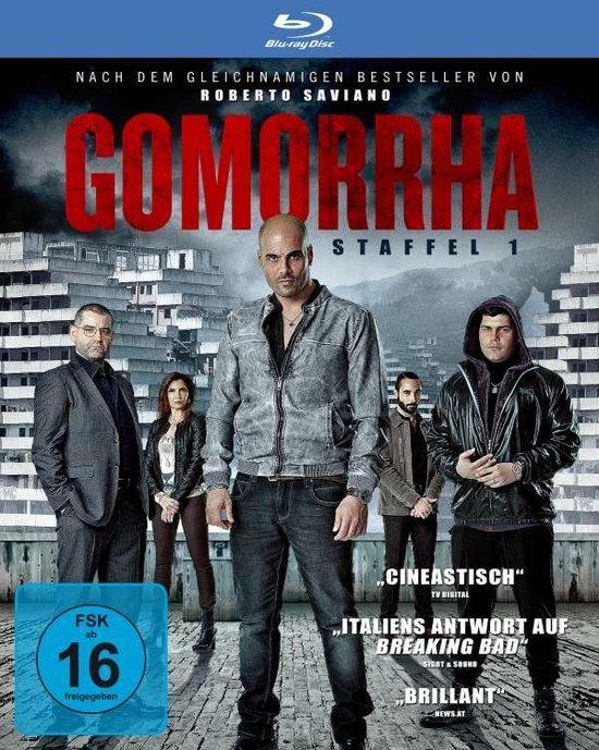 Gomorrha Season 1 (Blu-ray)