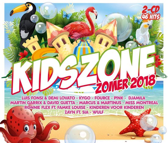Kidszone Zomer 2018 - Kidszone