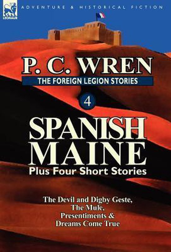The Foreign Legion Stories 4