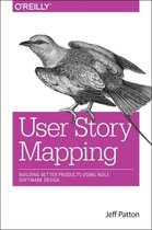 Boek cover User Story Mapping van Jeff Patton (Paperback)